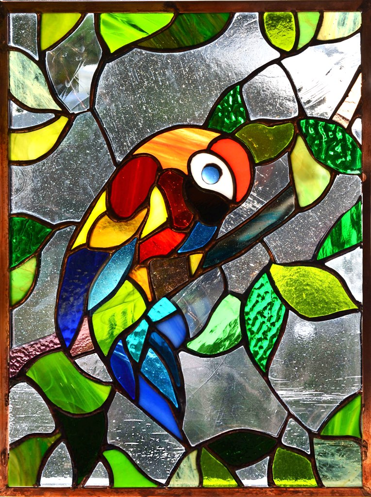 Gallery Stained Glass Mosaic Yuliya Chernyshova